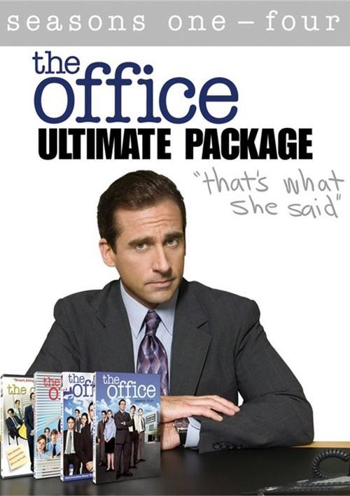Office, The: Seasons 1 - 4 (American Series)