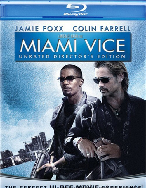 Miami Vice: Unrated