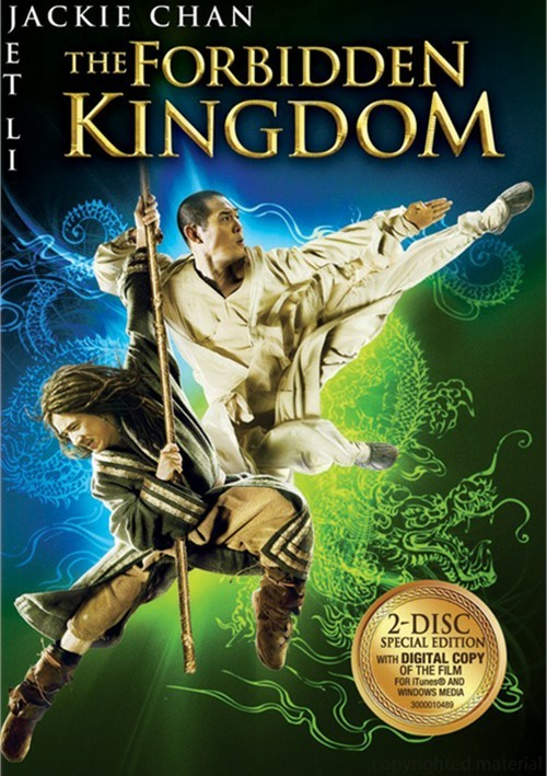 Forbidden Kingdom, The: Special Edition