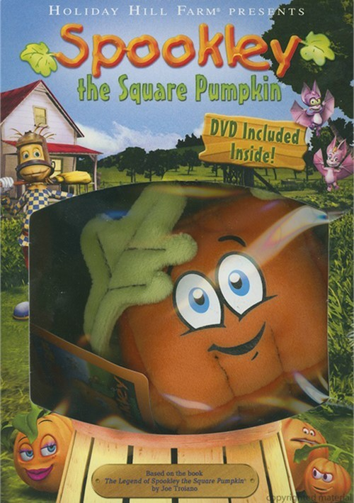 spookley the square pumpkin dvd