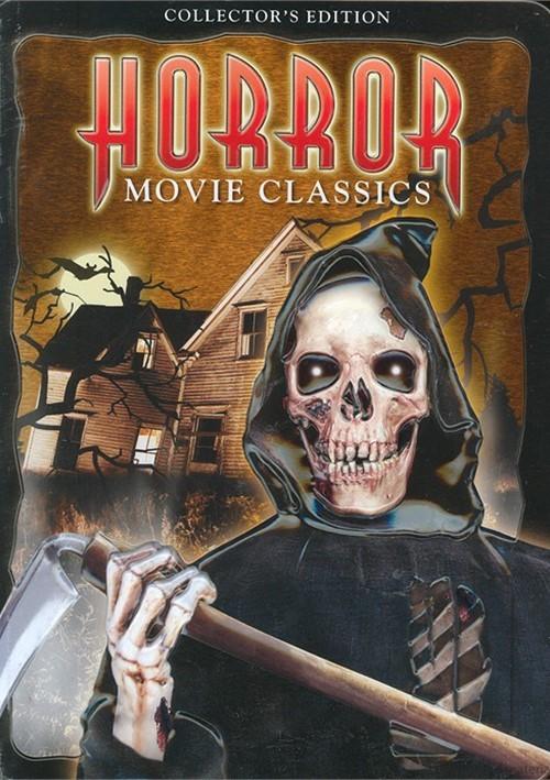 Horror Movie Classics: Collectors Edition