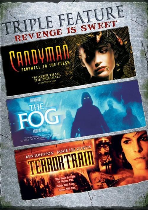 Candyman 2: Farewell To The Flesh / The Fog / Terror Train (Triple Feature)