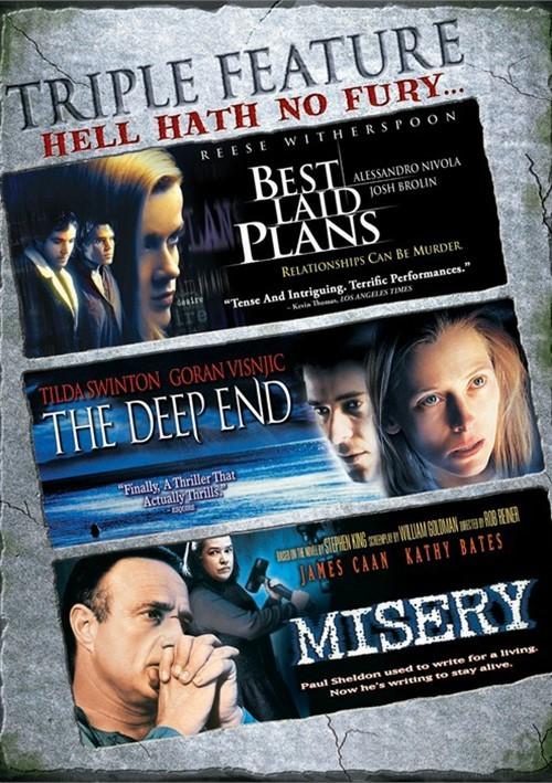 Best Laid Plans / The Deep End / Misery (Triple Feature)