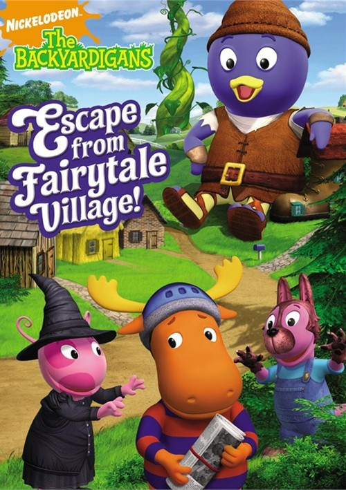 Backyardigans, The: Escape From Fairytale Village