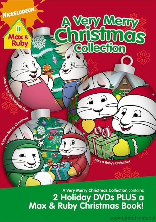 Max Amp Ruby A Very Merry Christmas Collection Dvd 2008