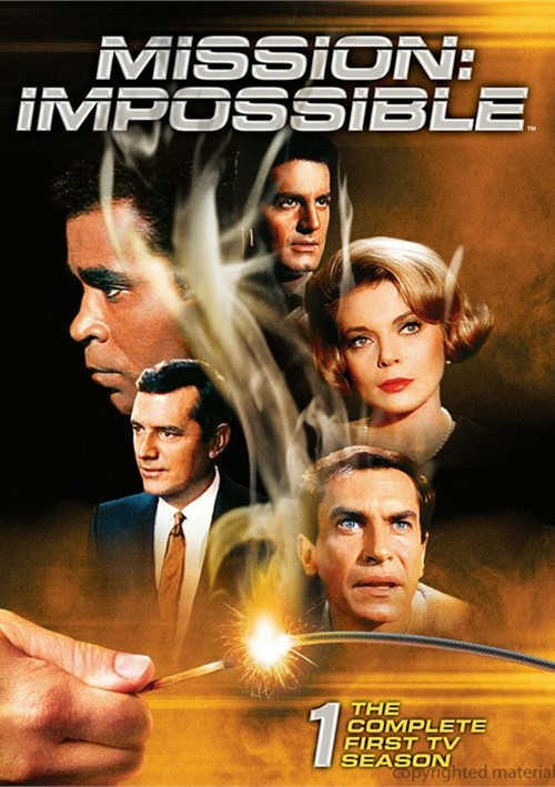 Mission: Impossible - The Complete TV Seasons 1 - 5