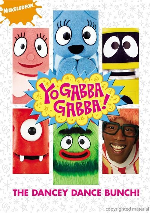 Yo Gabba Gabba: The Dancey Dance Bunch