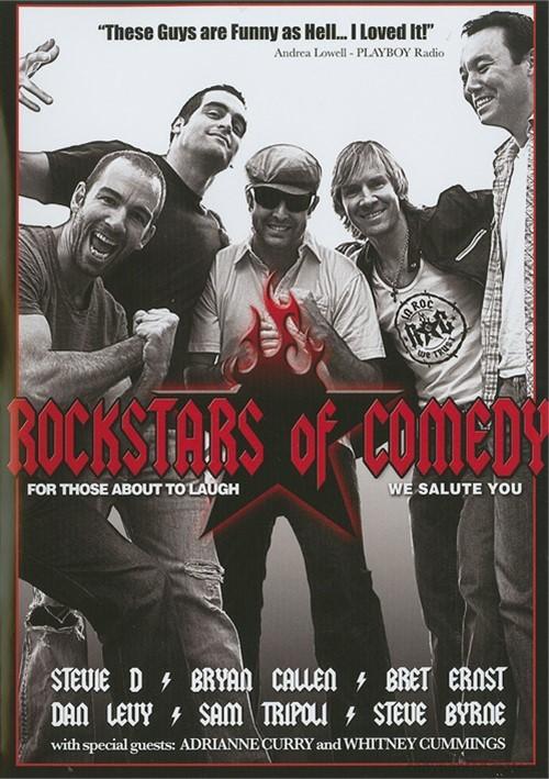 Rockstars Of Comedy