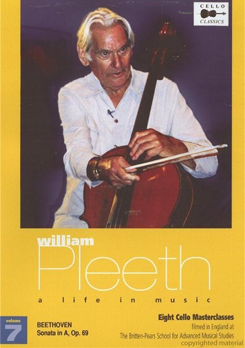 William Pleeth: A Life In Music - Volume 7