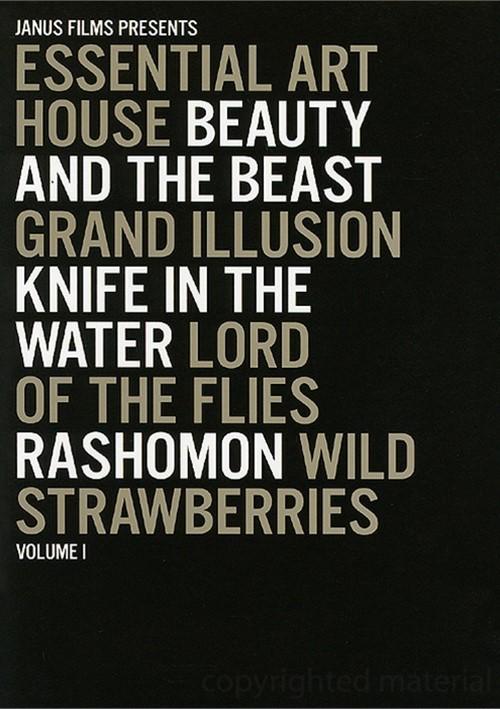 Essential Art House: Volume I