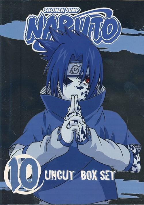 Naruto: Volume 10 - Box Set