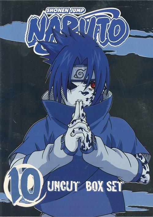 Naruto: Volume 10 - Special Edition Box Set