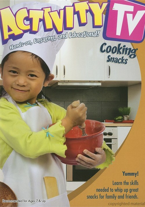 ActivityTV: Cooking Fun Snacks -  Volume 1