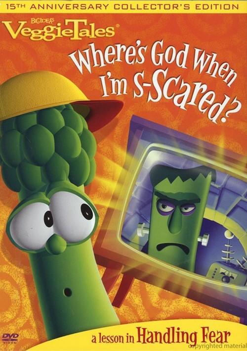 Veggie Tales: Wheres God When Im S-Scared?