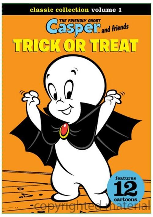 Casper The Friendly Ghost: Trick Or Treat
