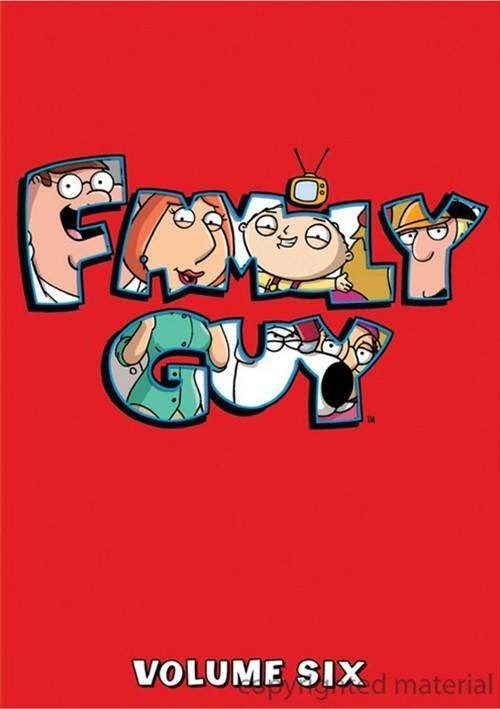 Family Guy: Volume 6 (Repackage)