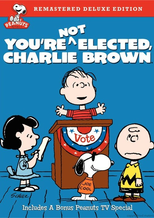 Youre Not Elected, Charlie Brown: Deluxe Edition