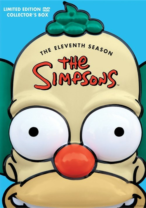Simpsons, The: The Eleventh Season (Krusty Collectible Packaging)