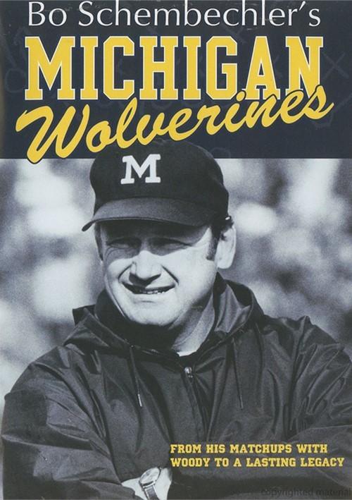 Bo Schembechlers Michigan Wolverines