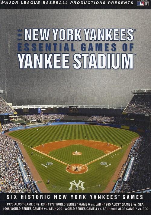 New York Yankees, The: Essential Games Of Yankee Stadium