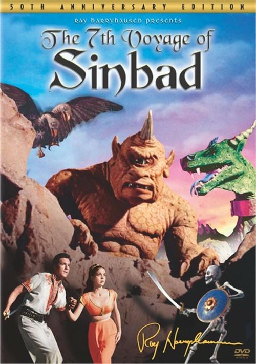 7th Voyage Of Sinbad, The: 50th Anniversary Edition