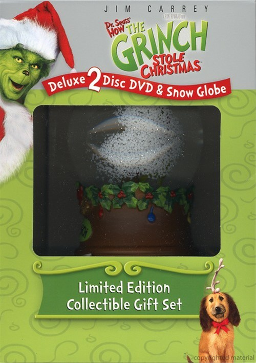 How The Grinch Stole Christmas Giftset