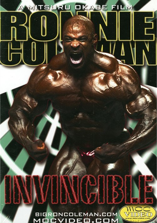Ronnie Coleman: Invincible Bodybuilding