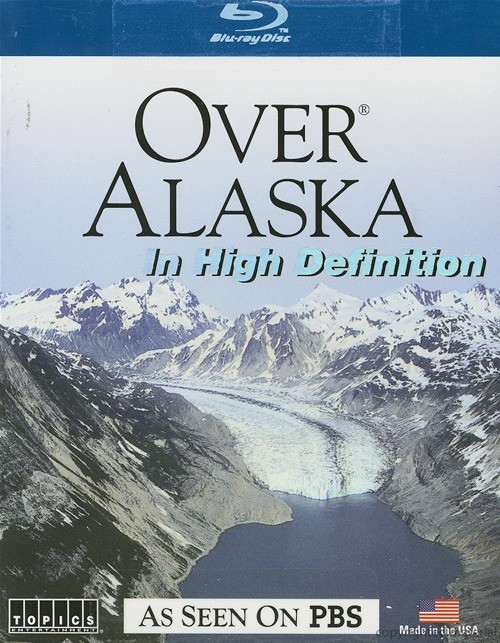Over Alaska In High Definition