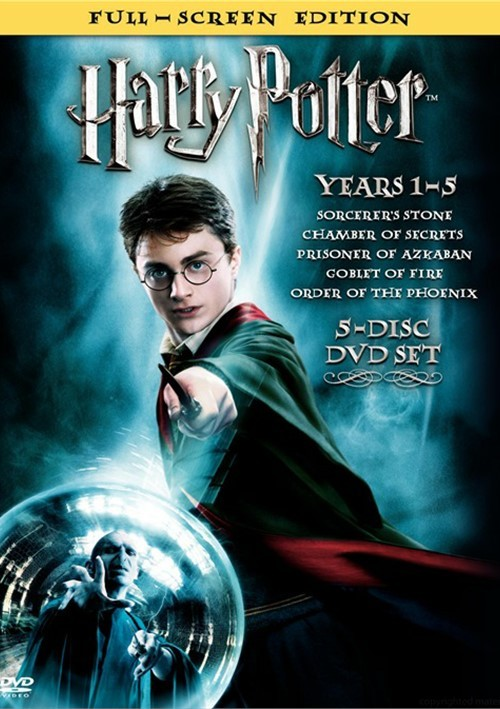 Harry Potter: Years 1 - 5 (Fullscreen)