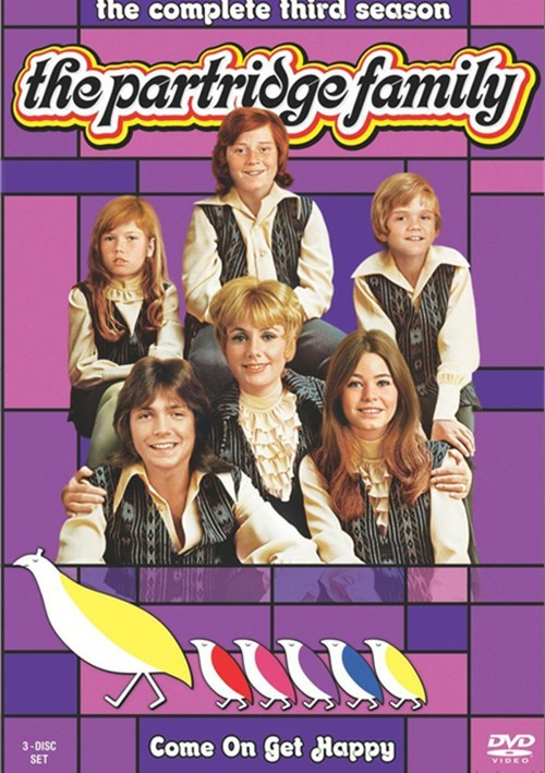 Partridge Family, The: The Complete Third Season