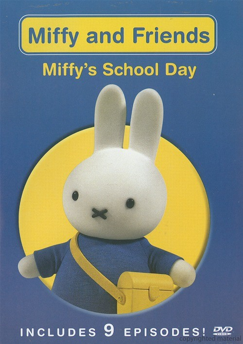 Miffy And Friends: Miffys School Day