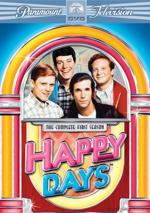 Happy Days: The Complete Seasons 1 - 4