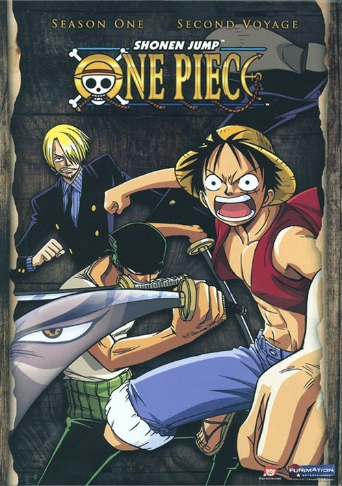 One Piece: Season One - Second Voyage