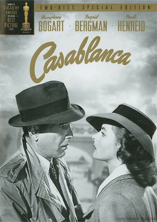 Casablanca: Two-Disc Special Edition