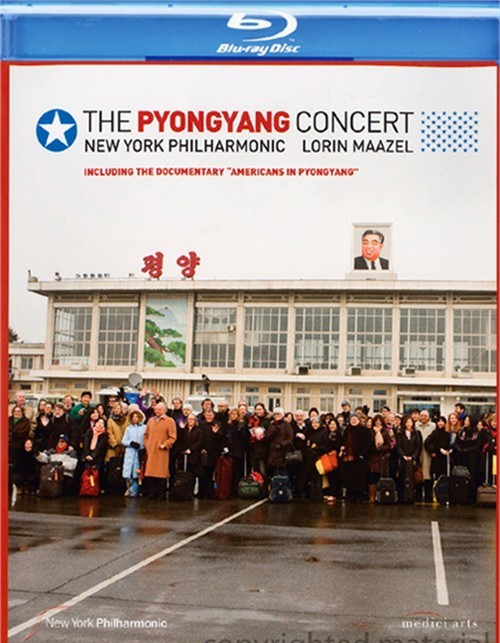 Pyongyang Concert, The: New York Philharmonic