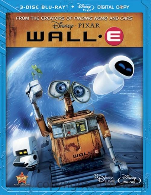 WALL-E (with Disney File Digital Copy)