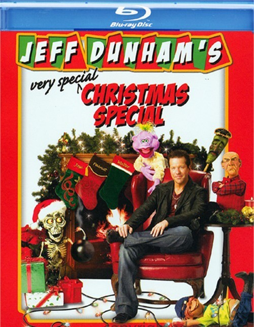 Jeff Dunham: Very Special Christmas Special (Blu-ray 2008 ...