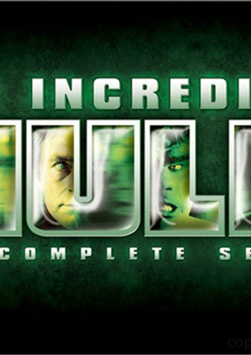 Incredible Hulk, The: The Complete Series