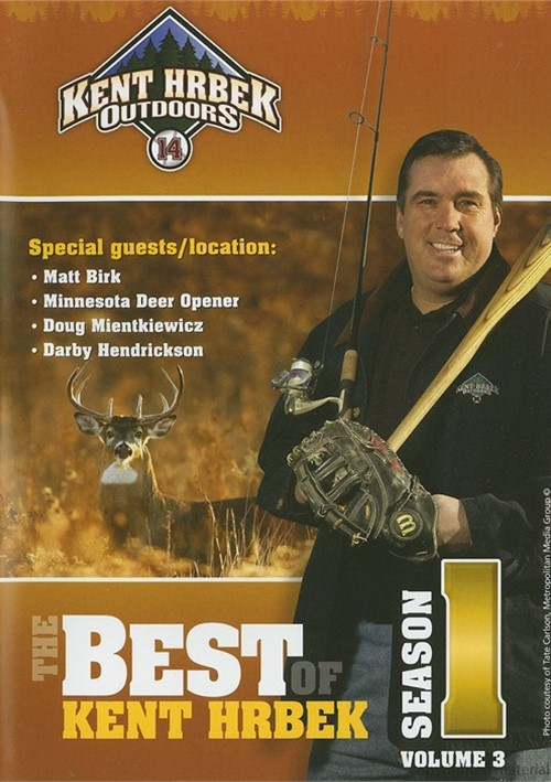 Best Of Kent Hrbek, The: Season 1 - Volume 3