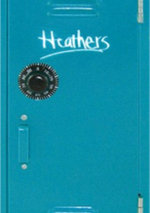 Heathers: Limited Edition Locker Set