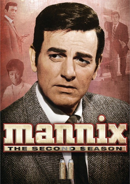 Mannix: The Second Season