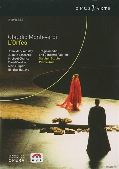 Claudio Monteverdi: LOrfeo