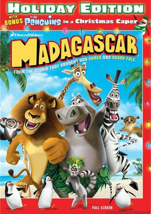 Madagascar: Holiday Edition (Fullscreen)