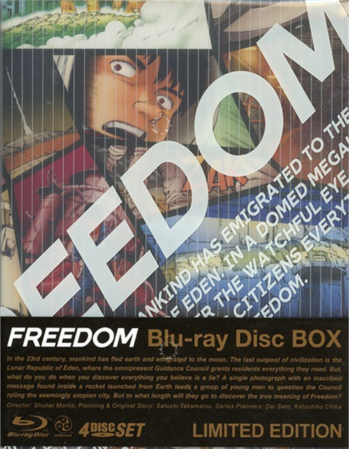 Freedom: Box Set