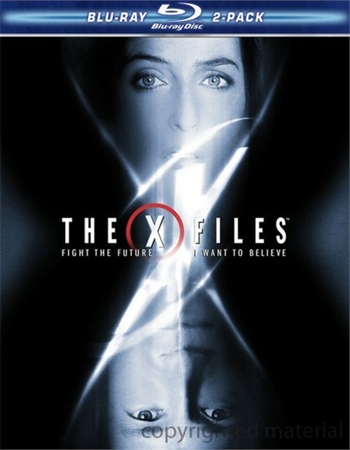X-Files, The: Fight The Future / I Want To Believe (2-Pack)