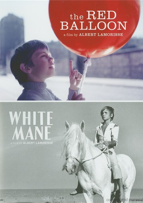 Red Balloon, The / White Mane (Double Feature)