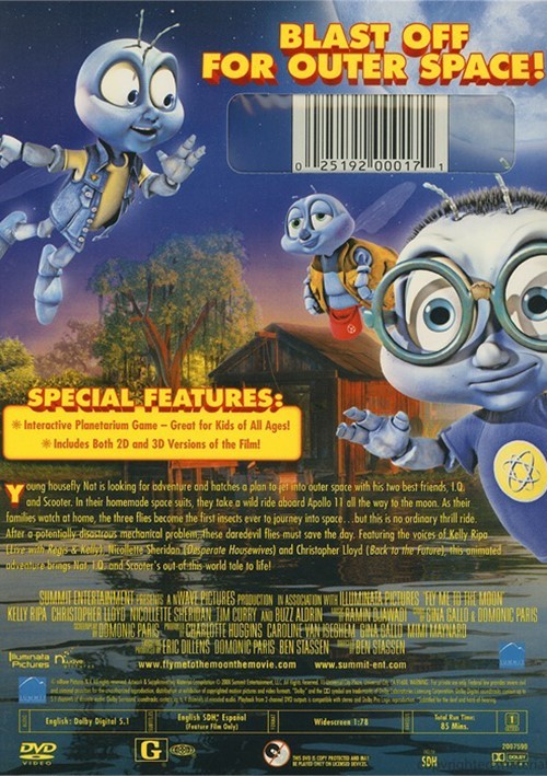 Fly Me To The Moon (DVD 2008)