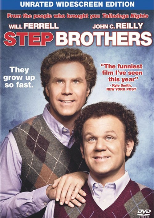 Step Brothers: Unrated