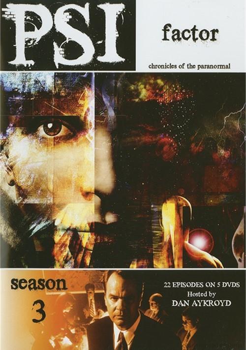 PSI Factor: Season Three