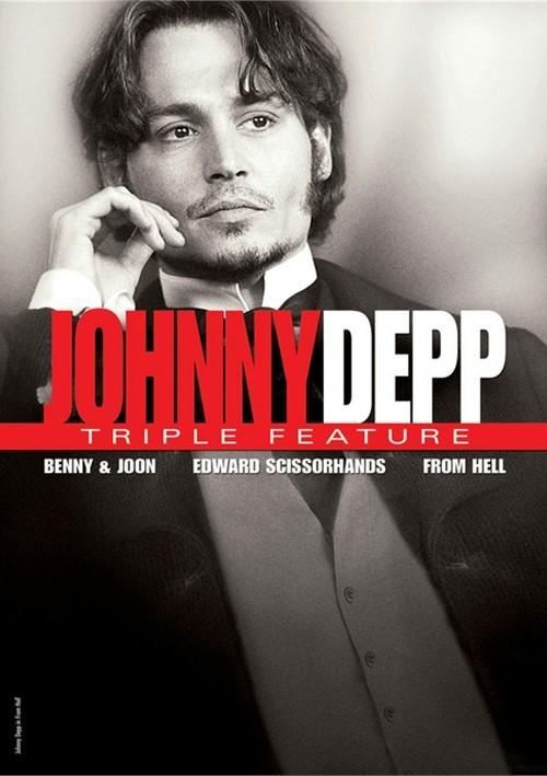 Johnny Depp: Triple Feature